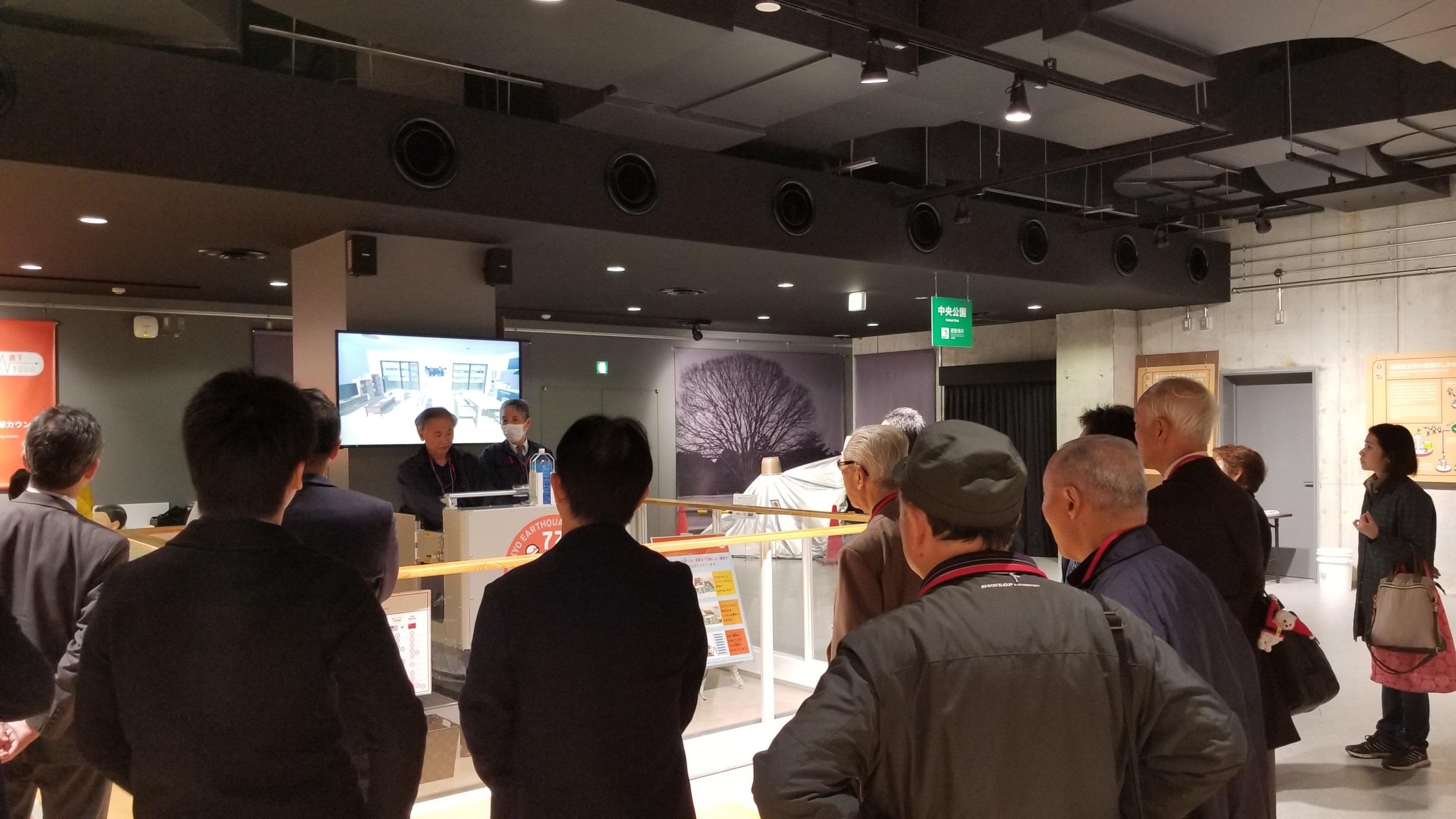 toyota l&fカスタマーズセンター&そなエリア東京 視察会を開催しました