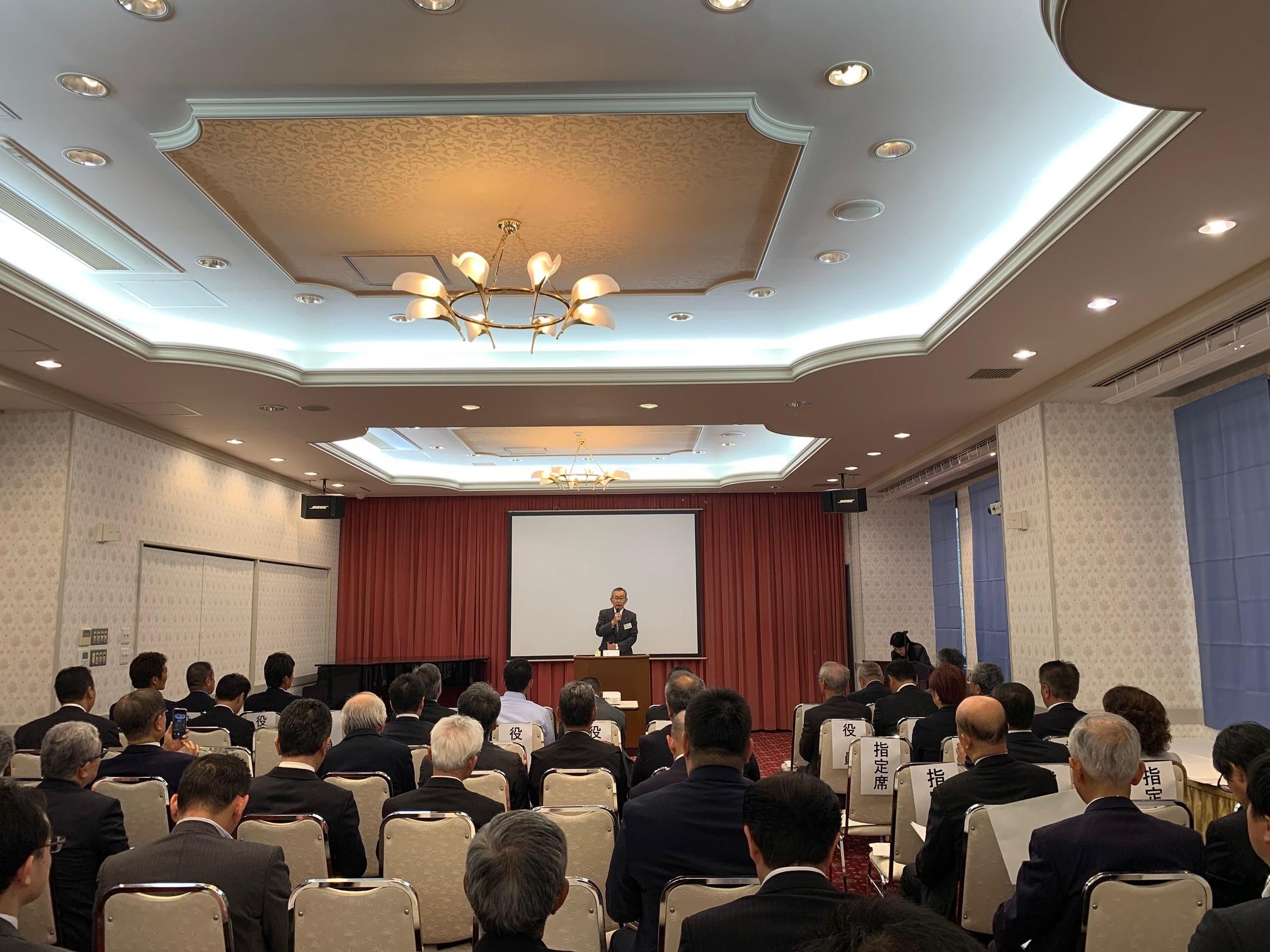 東商の活動会員懇談会を開催しました